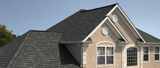 Roof repair premo roofing company for Types of roofing material