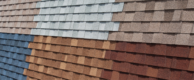 Different types of shingles for your roofing project for Types of roofing