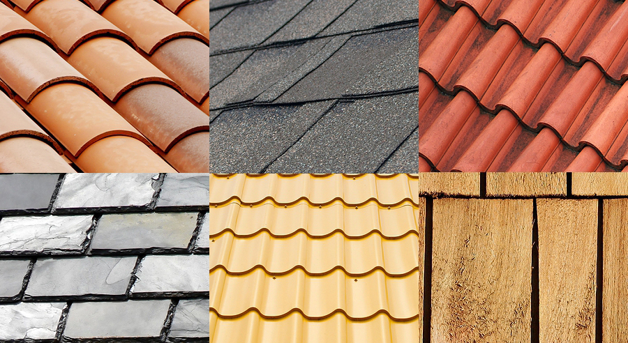 Most Popular Roofing Materials